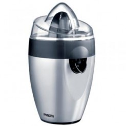 Princess 201968 -Silver Frech Juicer - Citruspres, 2 Perskegels